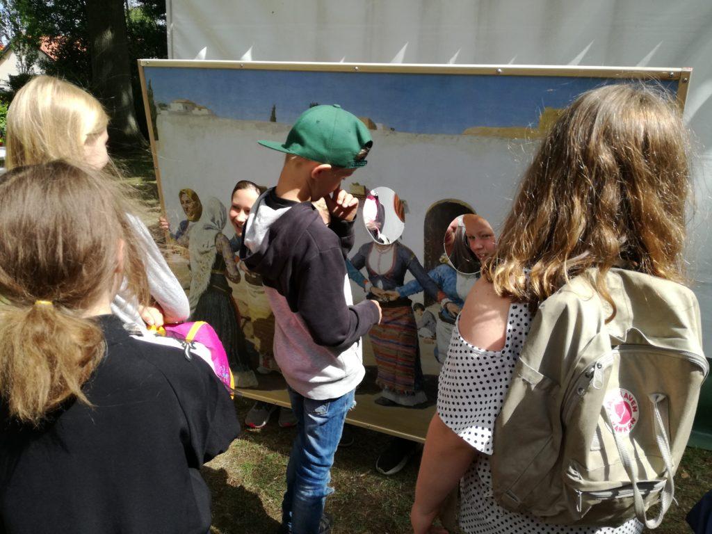 Snapsting for børn - Dans med Niels Skovgaard